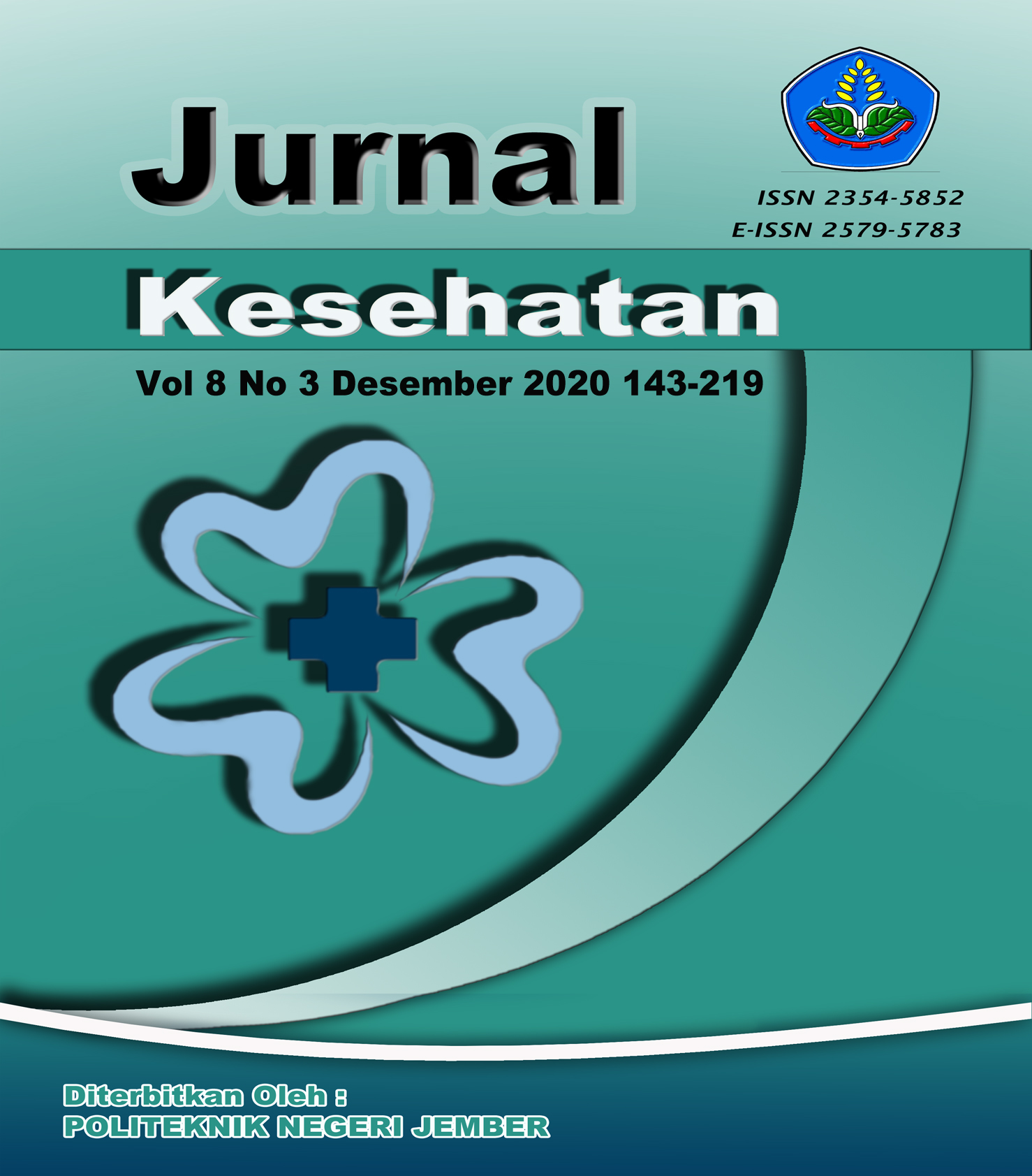 View Vol. 8 No. 3 (2020): Desember